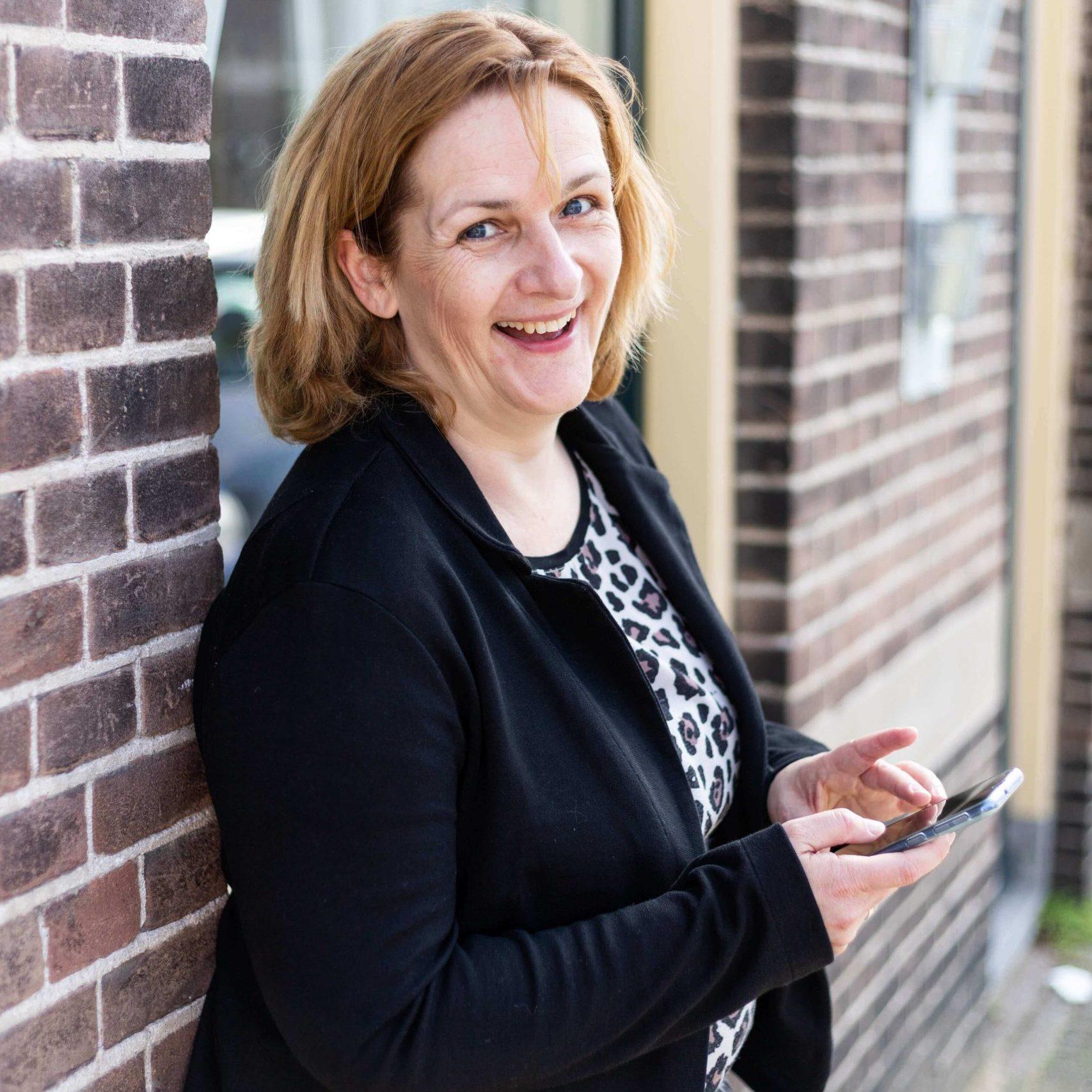 Tekstschrijver Jolanda Geels